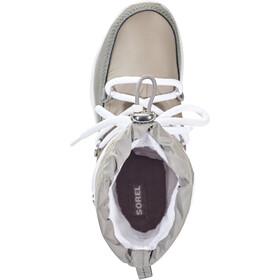 Sorel Kinetic Boots Damen chrome grey/white